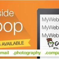 GoDaddy Coupon tháng 4 giảm giá 40% khi đăng ký mua tên miền mới