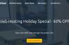 DreamHost giảm giá 60% Holiday Savings, Free tên miền đi kèm