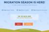 Migration Season giảm giá 60% hosting dịch vụ đi kèm miễn phí
