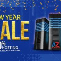 AZDIGI giảm giá 30% Hosting dịp Tết Mậu Tuất 2018
