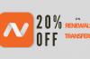 Namecheap giảm giá 20% khi Đăng ký mới, Gia hạn và cả Transfer Tên miền
