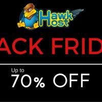 Hawk Host Black Friday & Cyber Monday Sales – Giảm giá tới 70% toàn bộ hosting