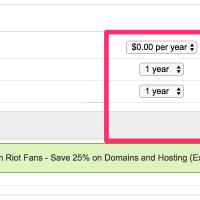 Bất ngờ Bộ Tứ khuyến mại .COM và .NET chỉ 2.99$, không giới hạn số lượng