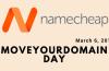 Move Your Domain Day 2018 – Transfer tên miền về Namecheap chỉ 3.98$