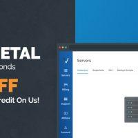 Vultr giảm giá 60% Bare Metal Server, tặng 100$ dùng thử